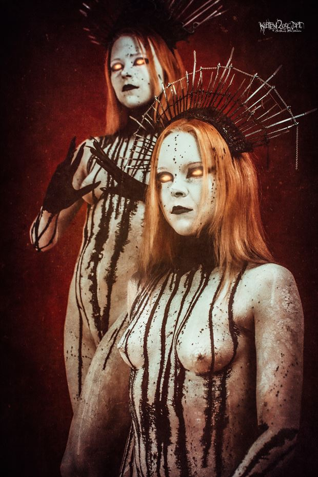 twins goddesses erotic photo by photographer ketten2006art