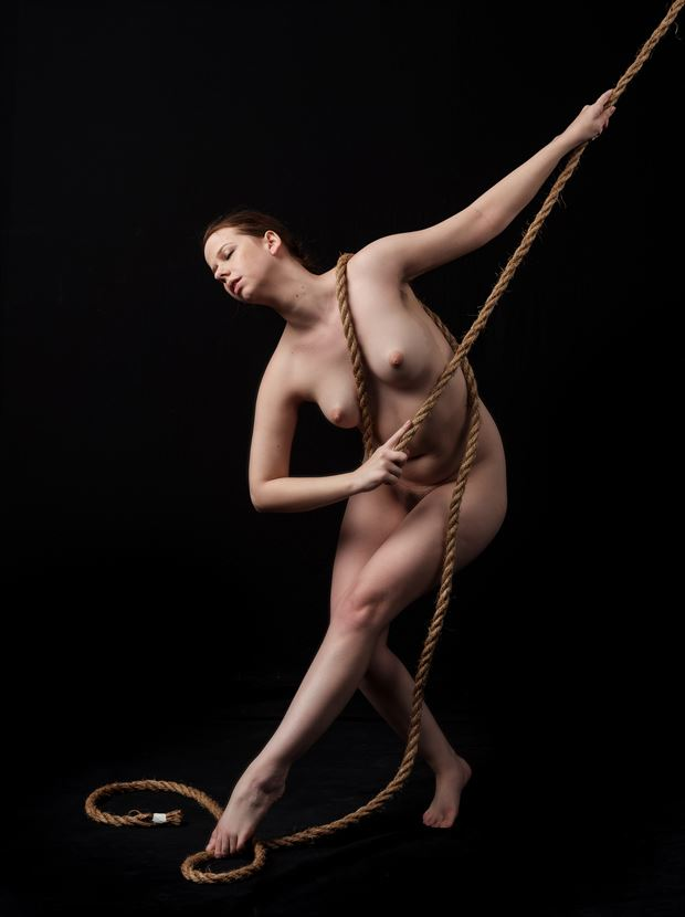 twisted artistic nude photo by photographer colinwardphotography