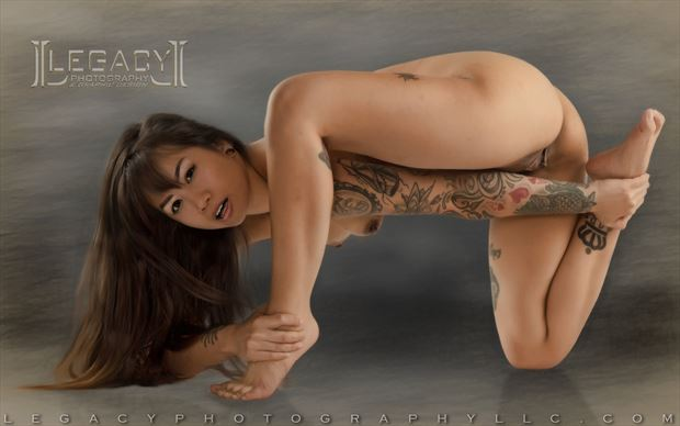twisted up artistic nude photo by photographer legacyphotographyllc