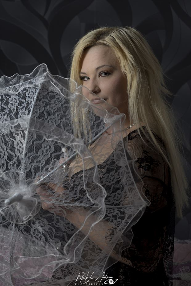 umbrella lingerie artwork by photographer patrik lee andersson