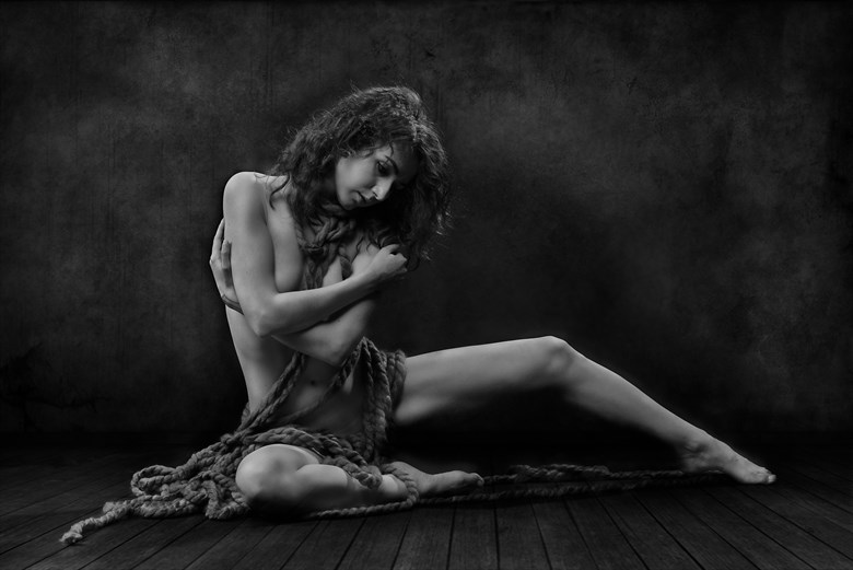 unbinding... Artistic Nude Photo by Photographer ImageThatPhotography