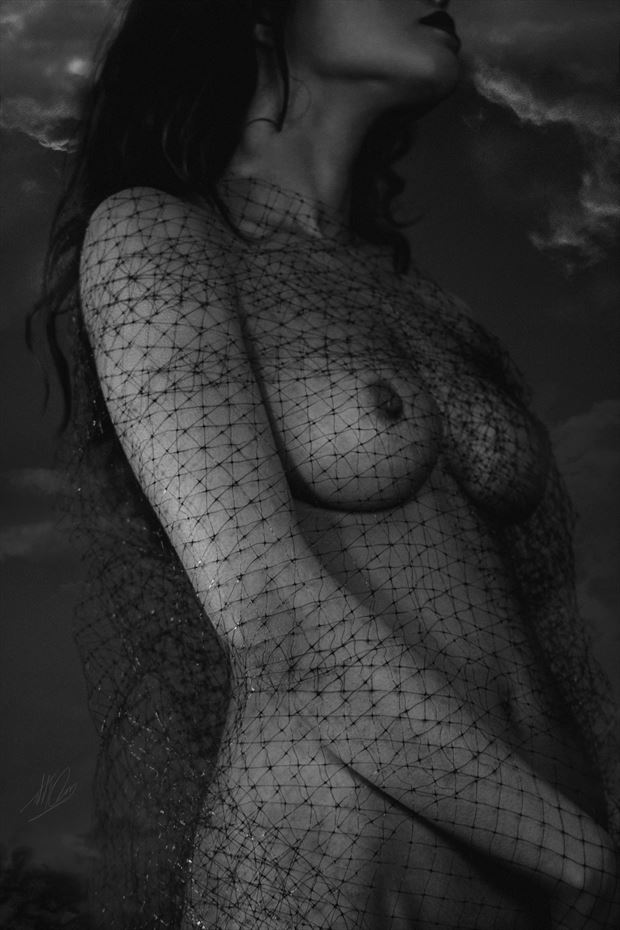 unbound artistic nude photo by artist todd f jerde