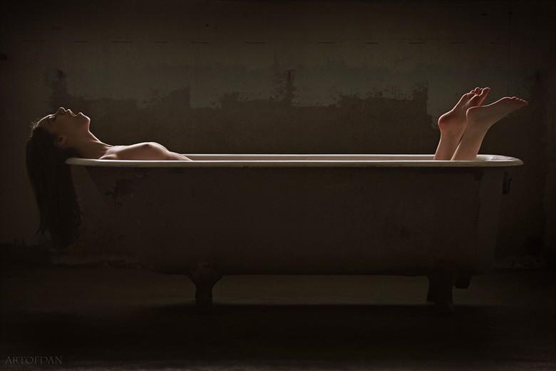underwater cunnilingus Artistic Nude Photo by Artist Artofdan Photography