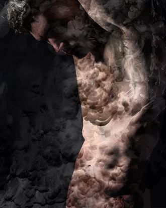 untitled 15 skin inks series artistic nude artwork by photographer alancondrey