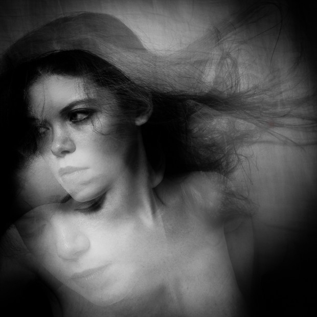 untitled Experimental Photo by Model Elena Siddal