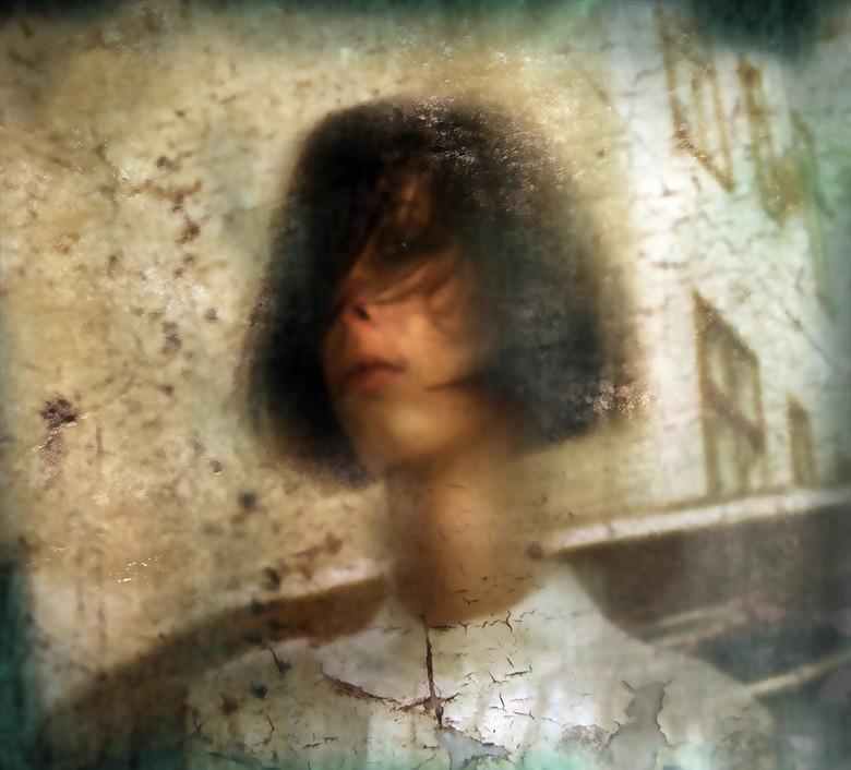 untitled Expressive Portrait Artwork by Artist radikalis vertikalis