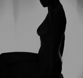 untitled artistic nude photo by model chic a