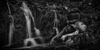 untitled waterfall 1 artistic nude photo by photographer mccarthyphoto