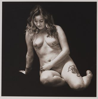 untitles artistic nude photo by photographer richard kynast