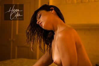 unwinding artistic nude photo by photographer mirrorless vanity