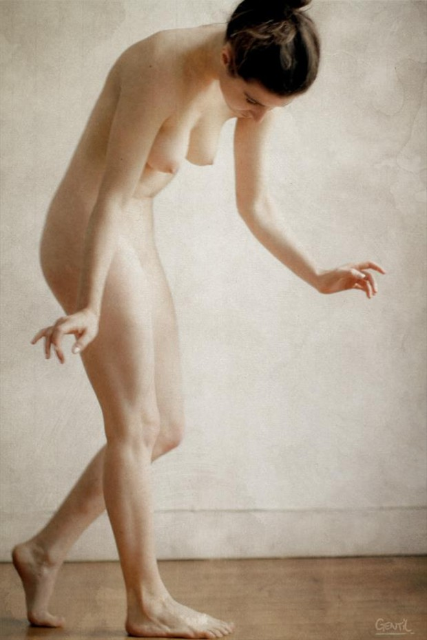 up Artistic Nude Photo by Artist Gentil