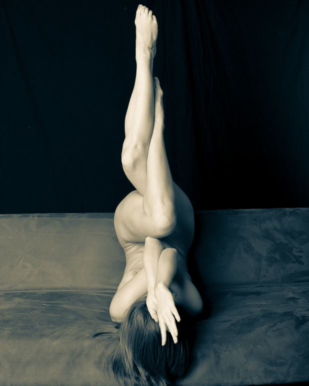 upside down nymph 4 2018 artistic nude photo by model jefflamarche