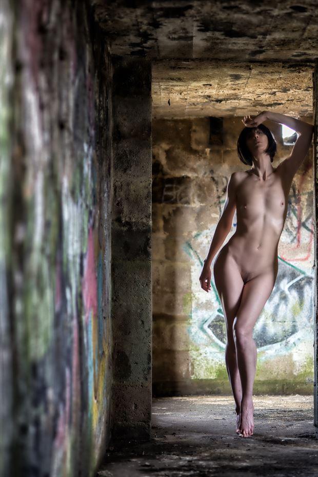 urban nude artistic nude photo by photographer colin dixon