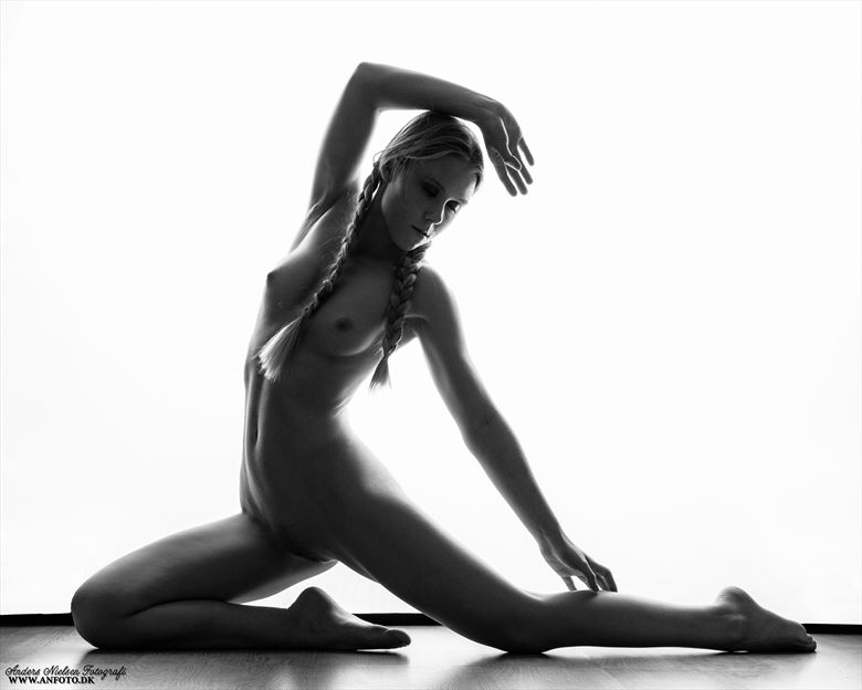 ut distrahentes artistic nude photo by photographer anders nielsen