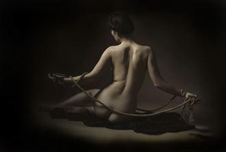 v i t r i o l artistic nude artwork by artist hruby
