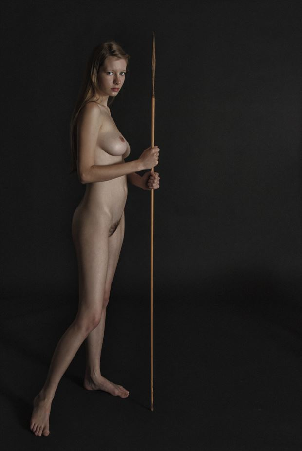 valentine artistic nude photo by photographer decent exposures