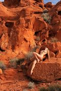 valley of fire state park nv artistic nude photo by photographer ray valentine