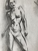 value study artistic nude artwork by artist edoism