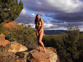 venus of the desert artistic nude photo by photographer lugal