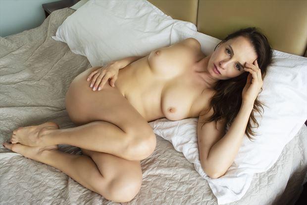 veronika artistic nude photo by photographer janne