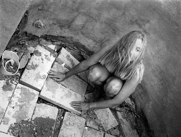 vertigo erotic photo by photographer steve anchell