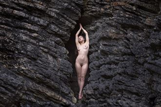 vesica piscis artistic nude photo by photographer niall