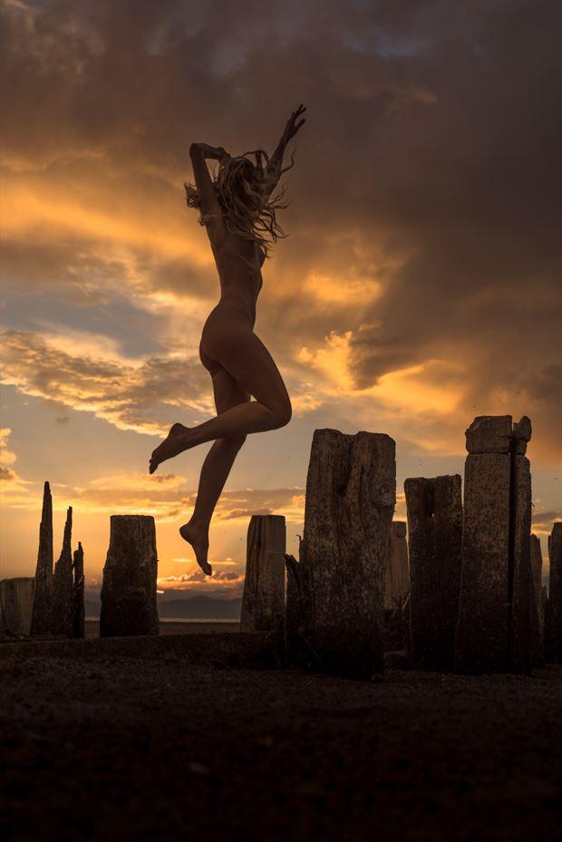 vesper artistic nude artwork by photographer soulcraft
