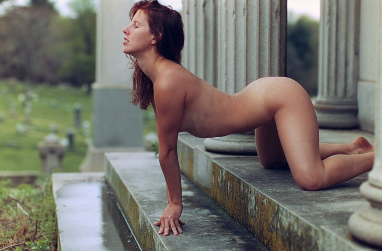 vex at mount moriah implied nude artwork by photographer bgrossman