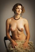 victorian nymph artistic nude photo by photographer akt photoart