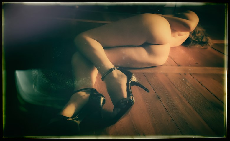 vintage colours Artistic Nude Photo by Photographer BenGunn