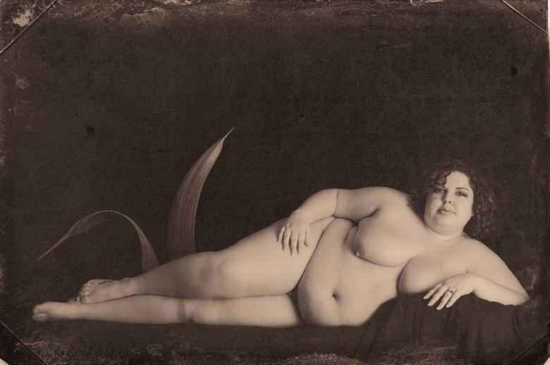 vintage nude artistic nude photo by photographer thomas photo works