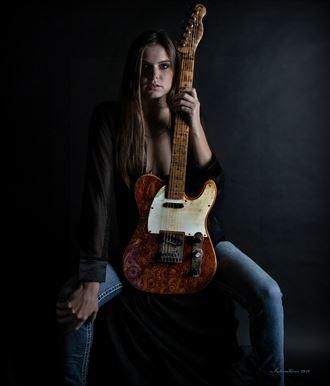 vintage style alternative model photo by photographer nikzart