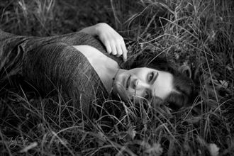 vintage style sensual photo by photographer indy foto
