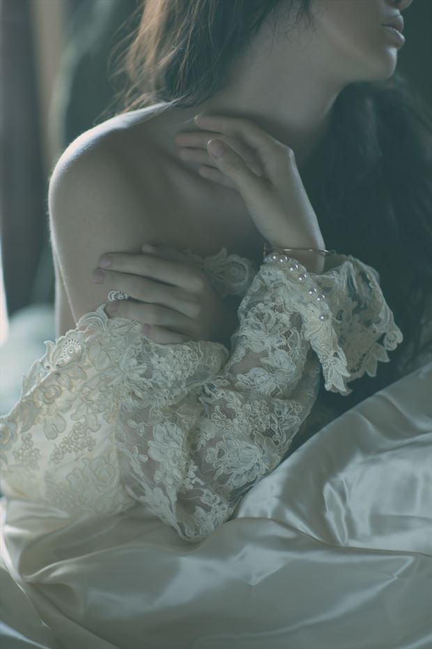 vintage style sensual photo by photographer kengehring
