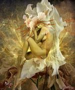 virgo 2021 fantasy artwork by artist digital desires