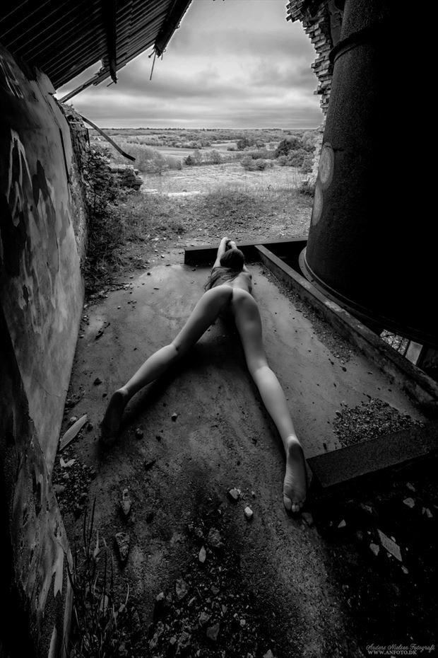 visum valde artistic nude photo by photographer anders nielsen