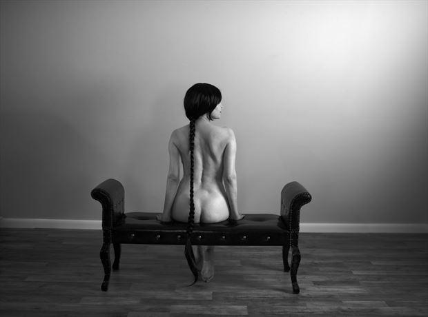 vox serene artistic nude photo by photographer linda hollinger