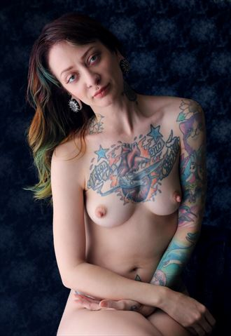 vulnerable tattoos photo by photographer neil jacobson