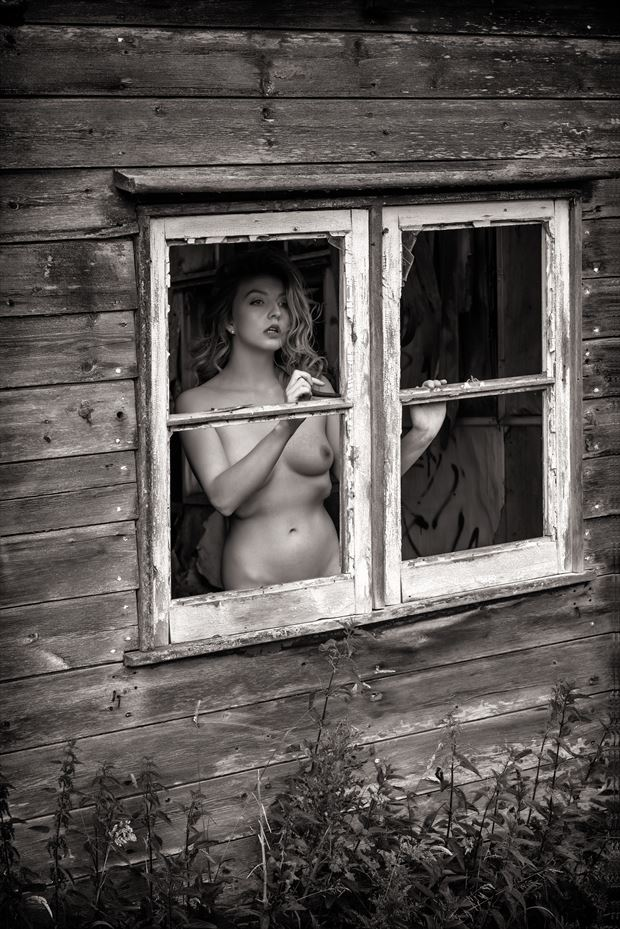 waiting on friends artistic nude artwork by photographer neilh