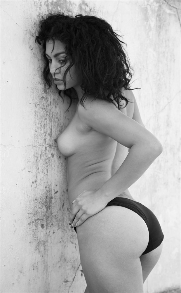 wall Artistic Nude Photo by Photographer Allan Taylor
