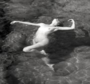 water dance figure study photo by photographer eric lowenberg