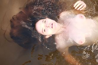 water me artistic nude photo by model jentriejane