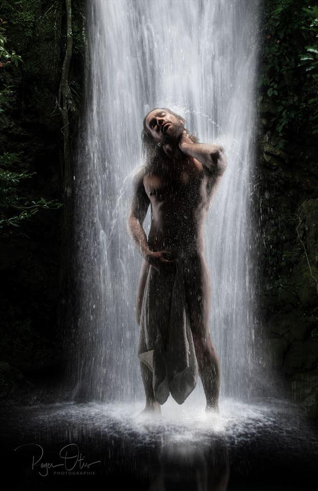 waterfall nature photo by photographer photonumerik