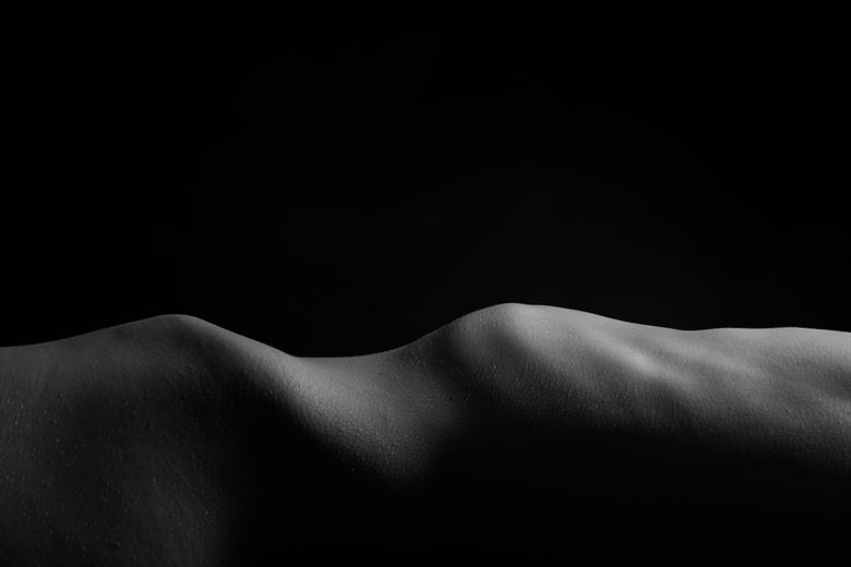 waves artistic nude artwork by photographer gsphotoguy