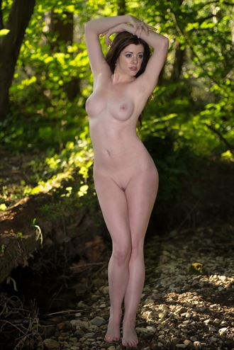 welsh beauty artistic nude photo by photographer colin dixon
