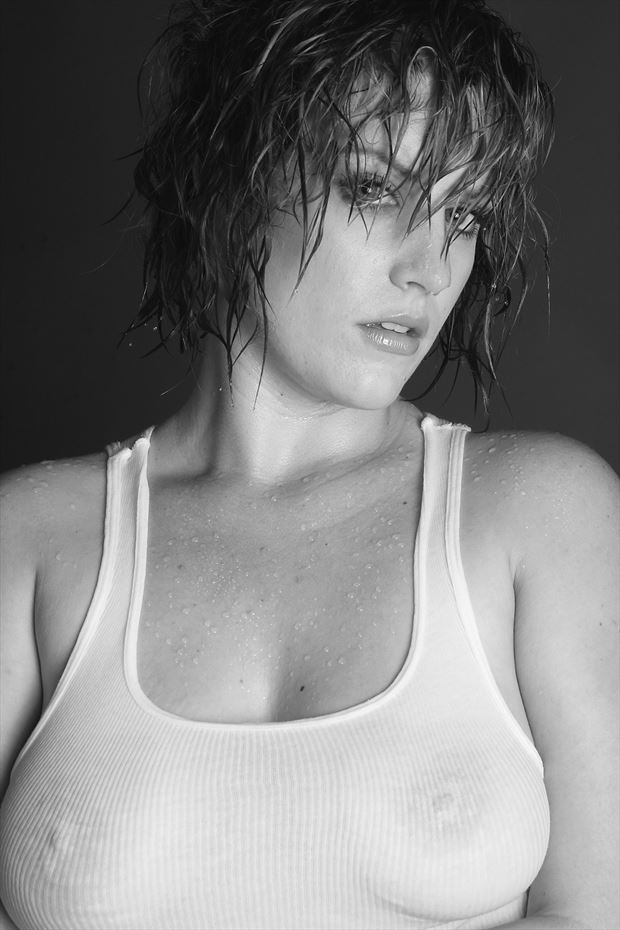 wet erotic photo by photographer exile gallery
