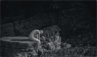 when all is said and done artistic nude photo by photographer lanes photography