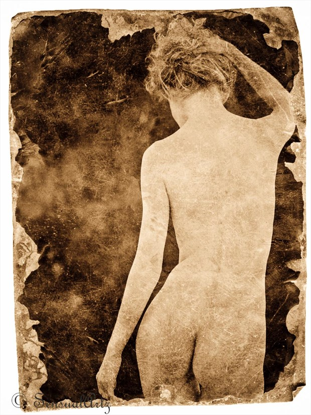 when she's gone Artistic Nude Photo by Photographer Sensual Artz