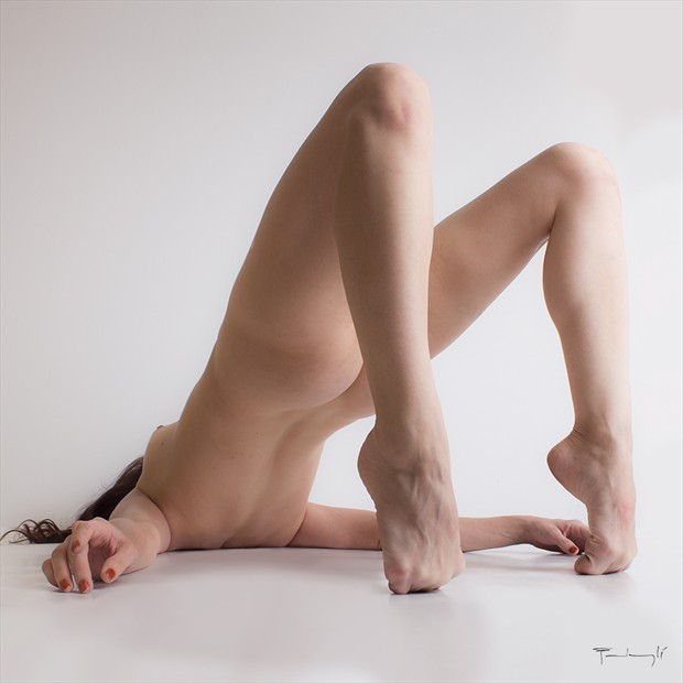 when you are flying Artistic Nude Photo by Artist pierre fudaryl%C3%AD