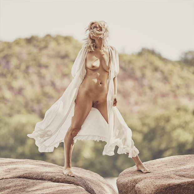 where it s always summer artistic nude photo by photographer dml